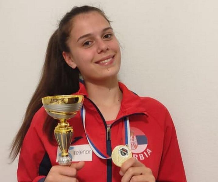 Još jedna Leskovčanka donela medalju Leskovcu, Tanja Antić ostvarila rezultat godine