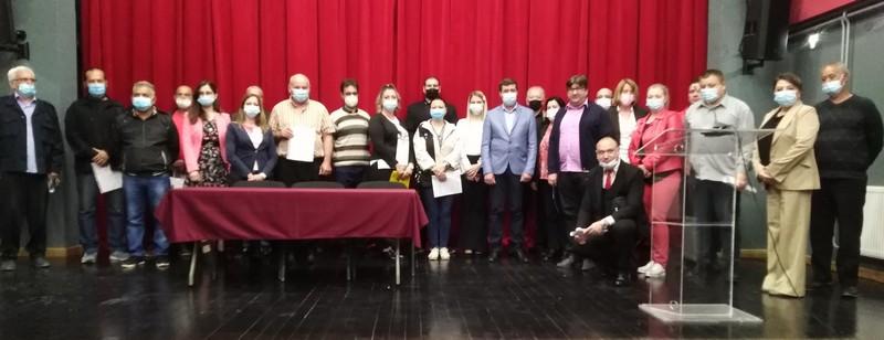 Predstavnici 36 udruženja potpisali ugovore