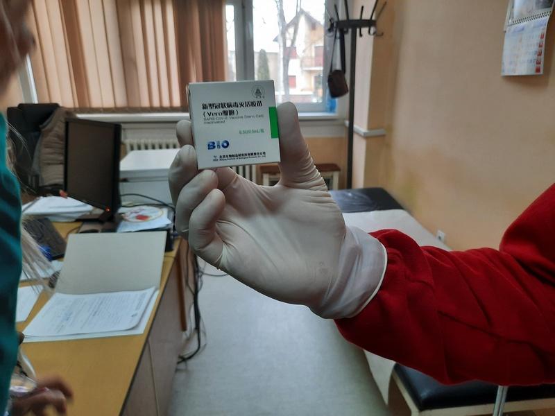 Imunizacija stanovništva u vlasotinačkom kraju nastavlja se sutra
