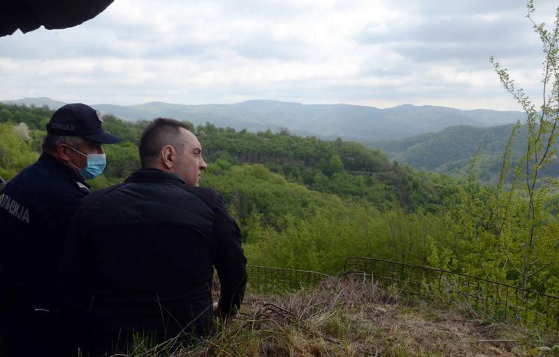 Ministar Vulin: Policija u Kopnenoj zoni bezbednosti ispunjava svoje zadatke
