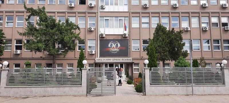Još 23 osobe obolele od korone u Jablaničkom okrugu