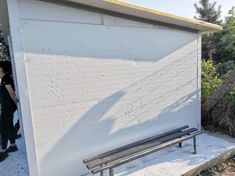Vandalizam na objektima FK Lavice