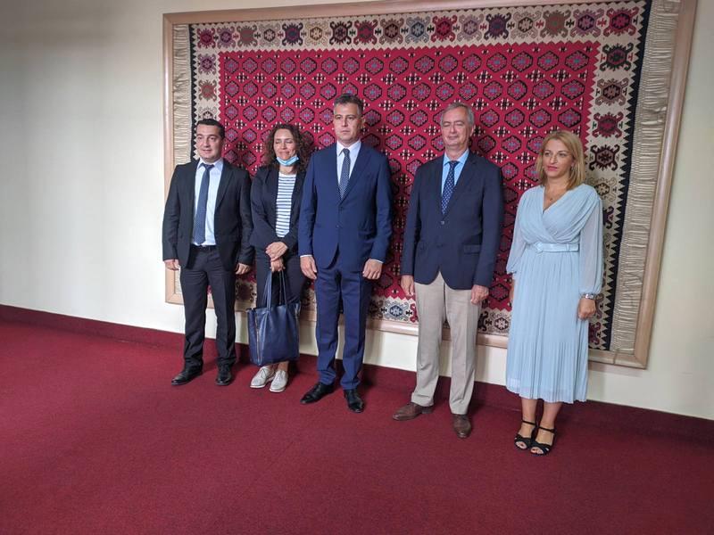 Ambasador Kraljevine Belgije u Srbiji u poseti Pirotu o unapređenju zaštite životne sredine