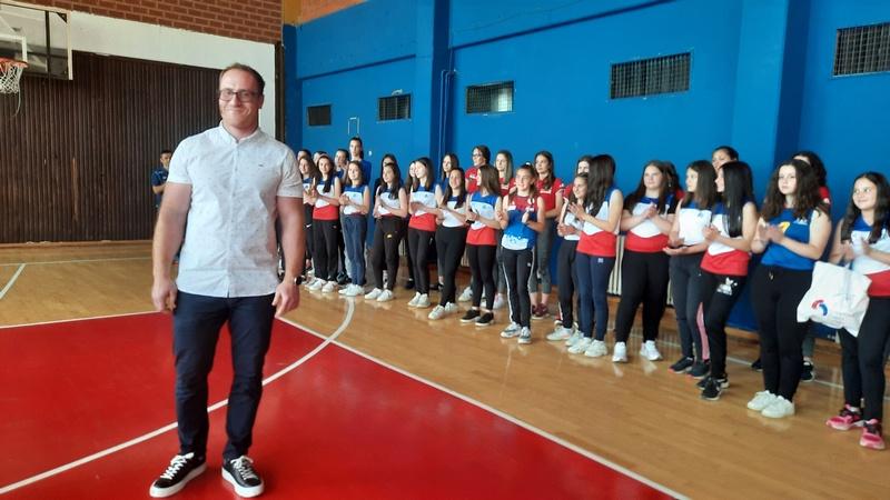 Atanasković: Sport u Leskovcu postao jedan od najkvalitetnijih u Srbiji