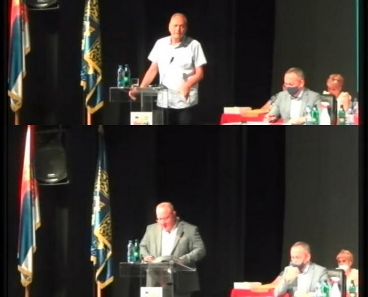 Cakić: Zaslužujemo dokumenta o Maderi; Cvetanović: Postaje matrica da na svakoj lokaciji treba građani da se bune i da svaki put grad Leskovac to treba da plati