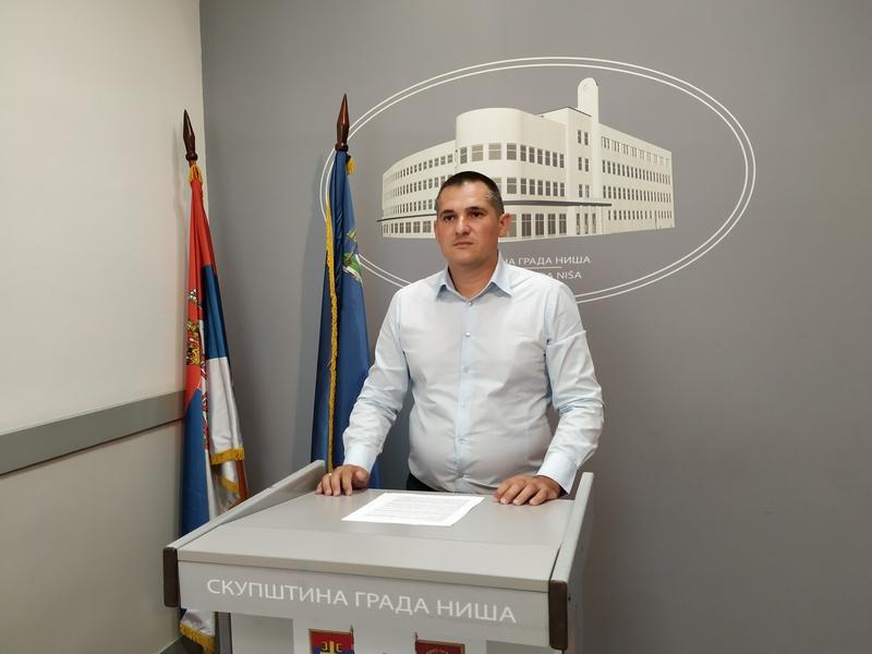 Stanković: Završni račun Grada Niša za 2020. dokumentuje da su rezultati gradske vlasti 0