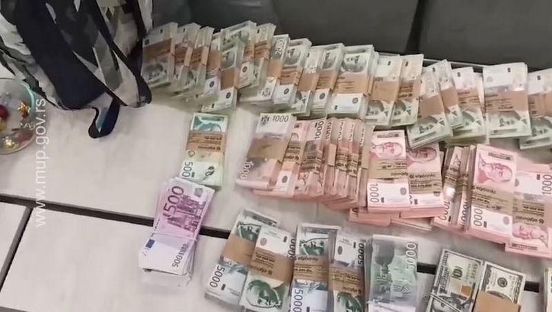 Uhapšena 51 osoba zbog pranja 335 miliona preko lažnih faktura s američkim firmama