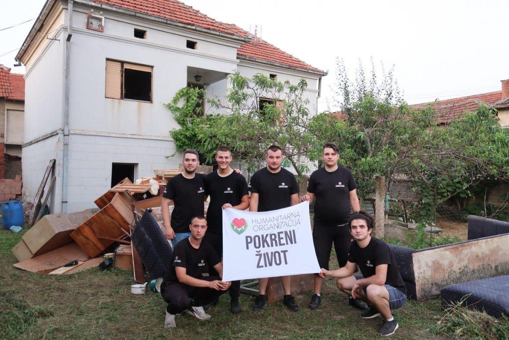 RADOST Porodica Stanković iz Slatine kod Leskovca dobila novu kuću