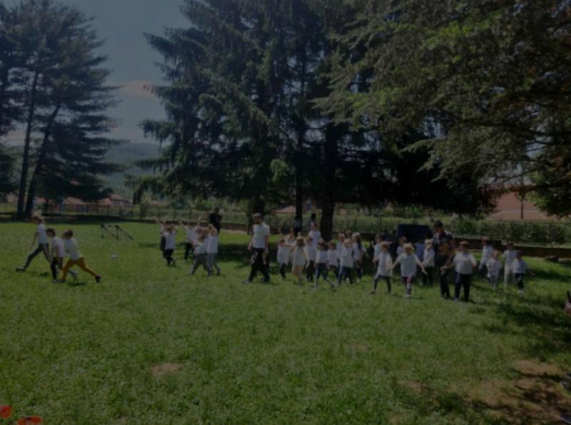 Projektni izlet dece i očeva u prirodu