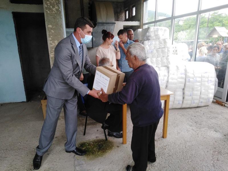 Za romske porodice 300 higijenskih paketa