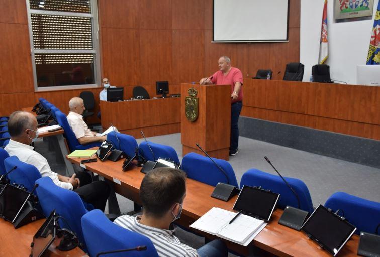 Doneta odluka o uređenju građevinskog zemljišta u Leskovcu za ovu godinu