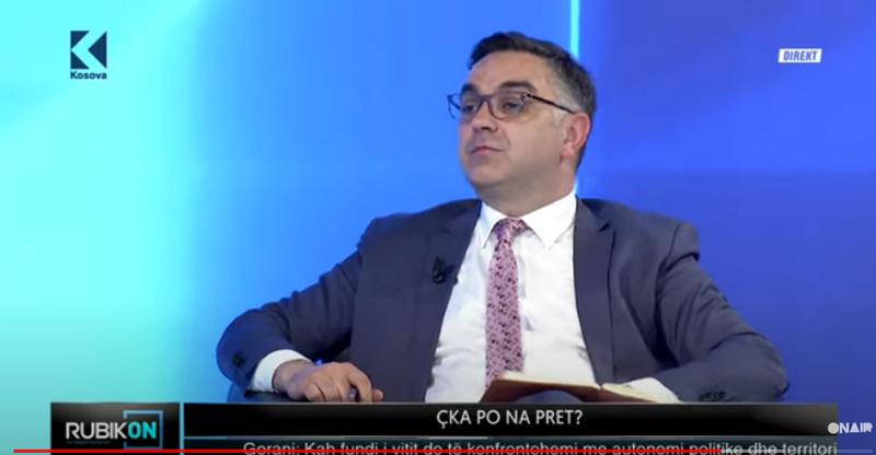 Tahiri: Preševo, Medveđa i Bujanovac ne mogu da se pridruže Kosovu bez rata
