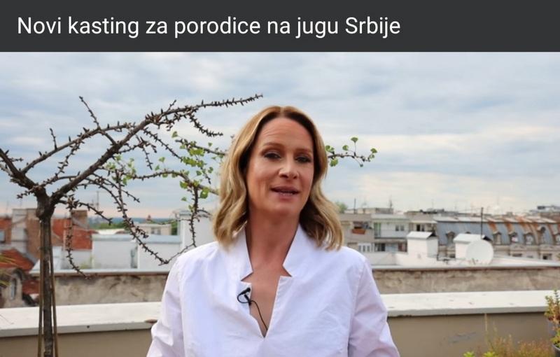 Tamara poziva Leskovčane, Vranjance, Piroćance i sve južnjake da prijave porodicu kojoj žele da pomognu