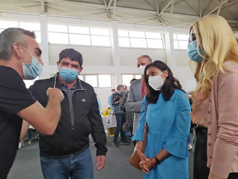 Doktorka Sadana: Ja sam mala žena koja ima veliku ljubav za Leskovac i ovde ću sačekati Roštiljijadu