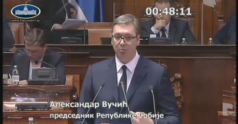 Vučić: Za pet godina u Medveđu, Srbija uložila više nego u poslednjih sedam decenija
