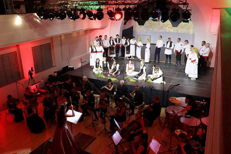 Leskovački Amoroso koncertnu sezonu započeo u Bjeljini