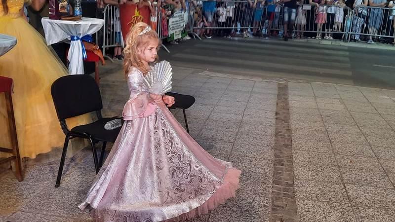 Anastasija Cvetković mala princeza Karnevala, Leskovac u naredna dva dana u ritmu zabave
