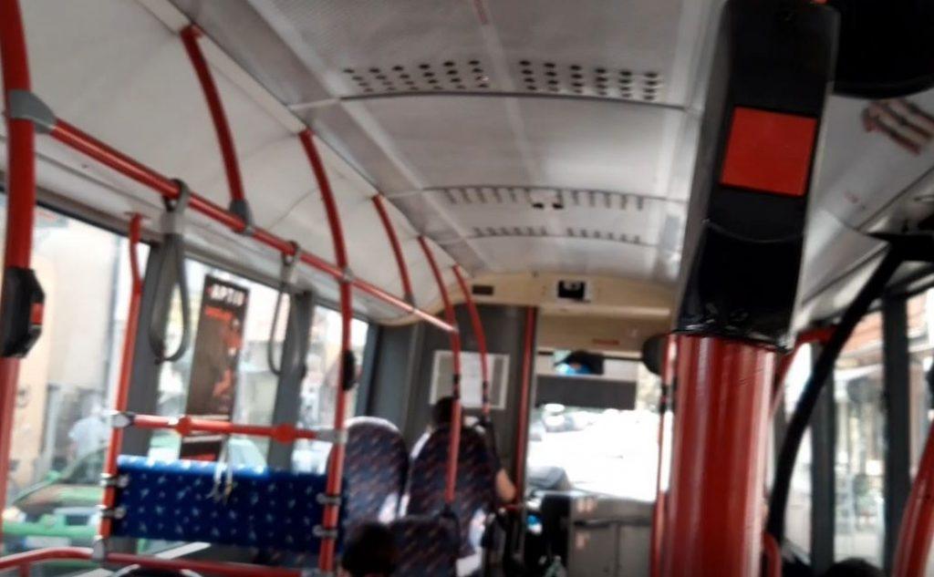 Leskovac: Putnici se žale na vrelinu u lokalnim autobusima