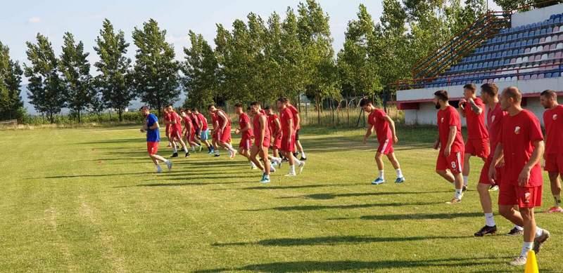 Fudbaleri Dubočice sa novim trenerom počeli pripreme za novu sezonu