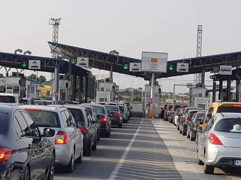 AMSS upozorava: Gužve na auto-putevima, zadržavanja na graničnim prelazima i do 40 minuta