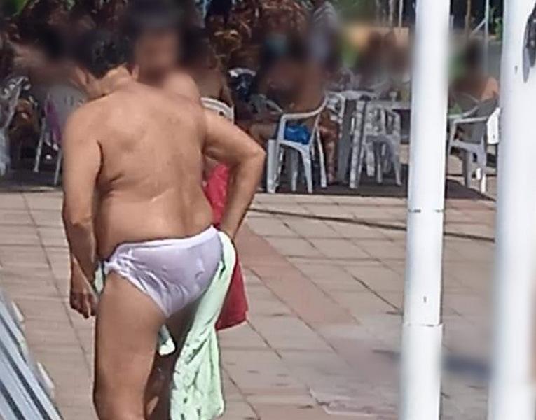 Indijci na čairskom bazenu uplašili građane