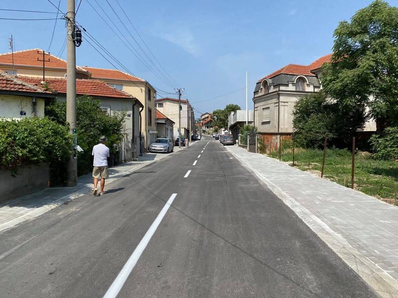 Završeno asfaltiranje ulice Jug Bogdana, saobraćaj normalizovan