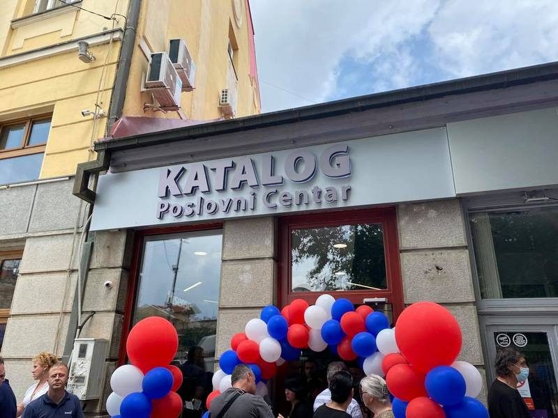 Katalog otvorio još jedan objekat u centru Leskovca