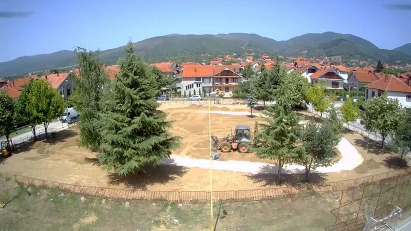 Konačno počelo uređenje Ogledne stanice u Vranju