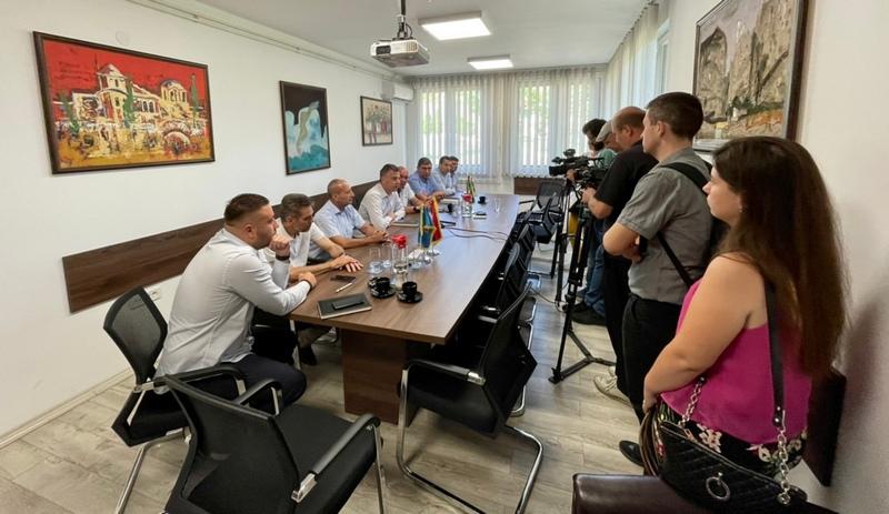 Kolegijum gradonačelnika Pirota na različitim lokacijama o problemima i investicijama