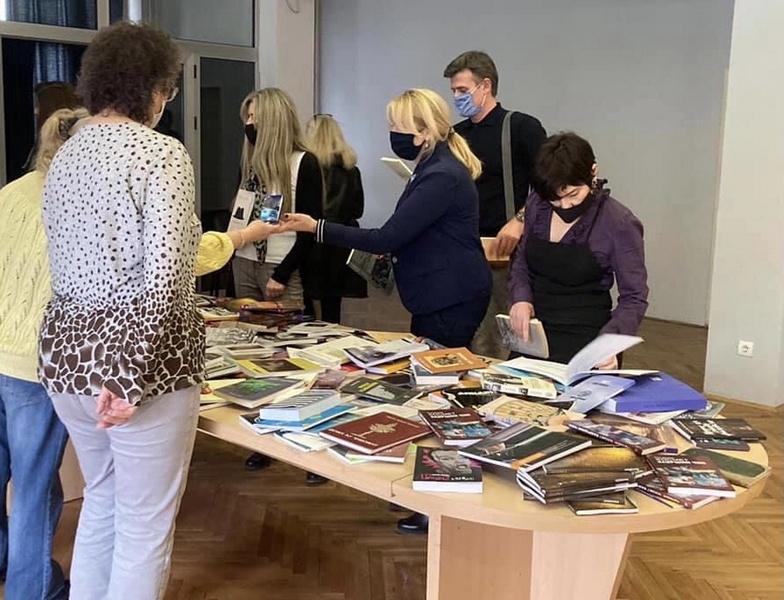Razmena knjiga u NKC-u, ulaznica stara knjiga i ljubav prema književnosti