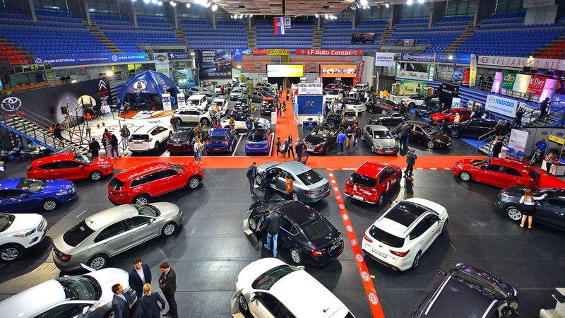 """Sajam automobila u Nišu pod znakom pitanja, drastično povećana cena zakupa hale """"Čair"""""""