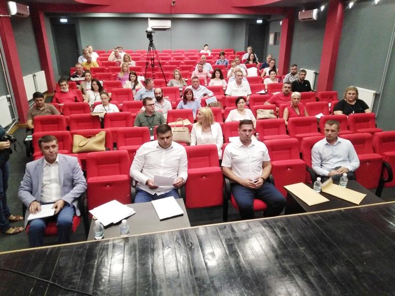 Na Skupštini Vlasotinca usvojen budžet i raspravljalo se o odborničkim mandatima