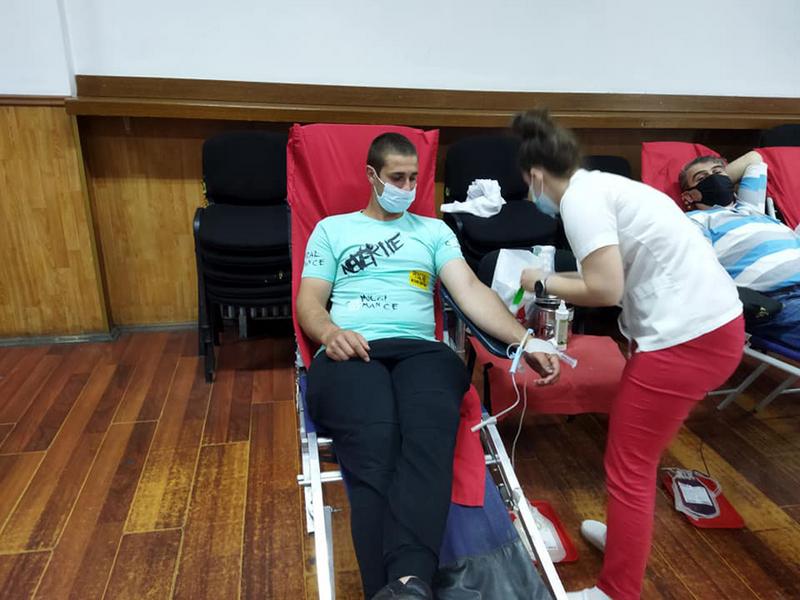 Spasićemo nečiji život tako što ćemo dati svoju krv