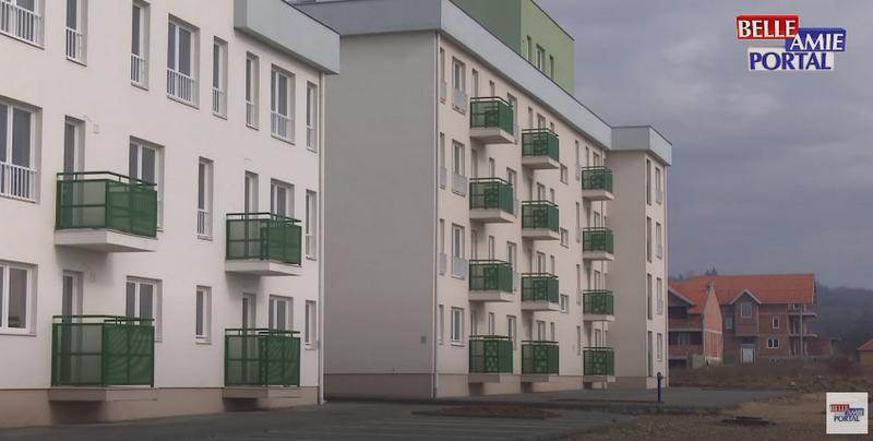 Ključevi stanova za izbeglice drugog avgusta
