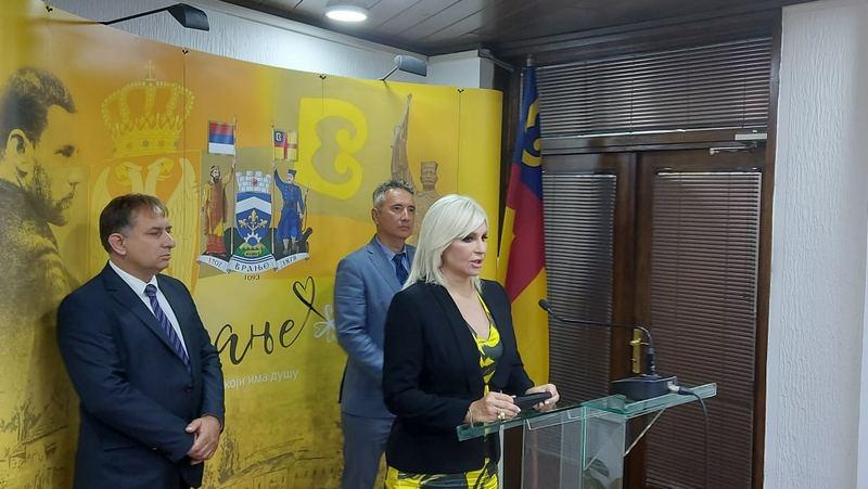 Vranjanci sa ministarkom Mihajlović o problemima koji ih muče