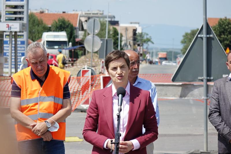 Cvetanović: Gradićemo put prema Lebanu kao i prema Vučju
