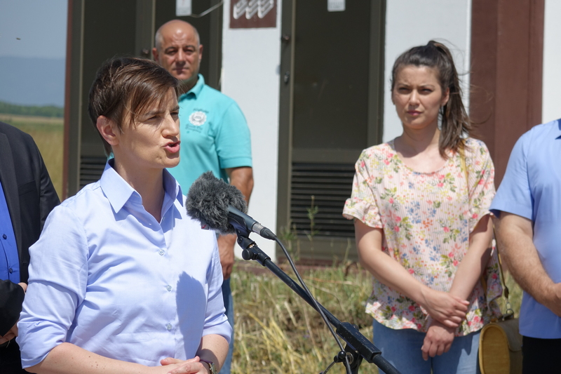 Premijerka Srbije poručila da je došlo vreme za jačanje domaćih investitora