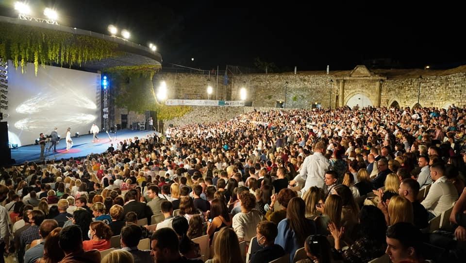 Otvoreni Filmski susreti u Nišu, nagrada za životno delo uručena Ljiljani Blagojević