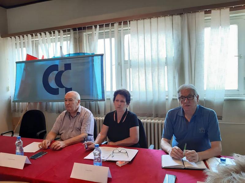 Orbović: Otpuštanja radnika Geoksa je bezobrazluk