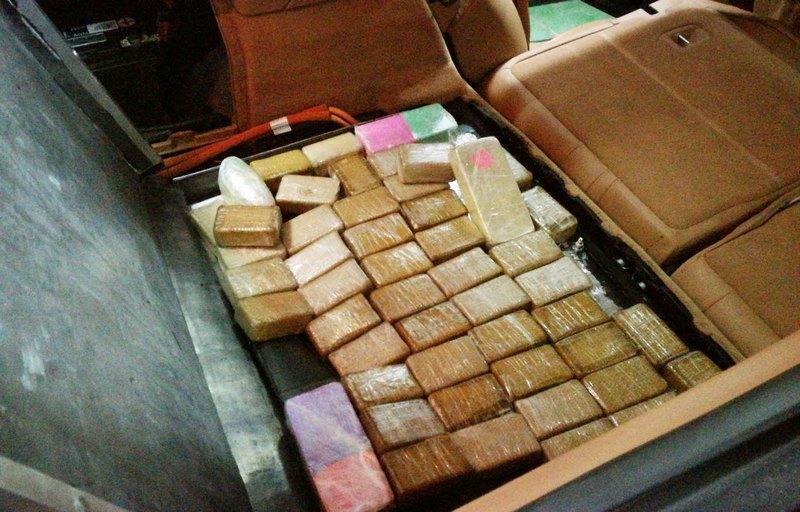 Više od 13 kilograma heroina zaplenjeno na Gradini