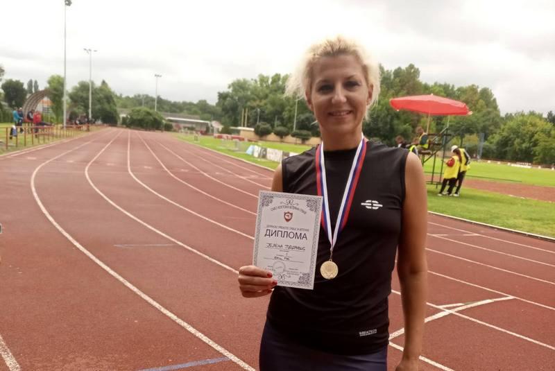 Atletičari iz Leskovca na Prvenstvu Srbije osvojili 4 medalje