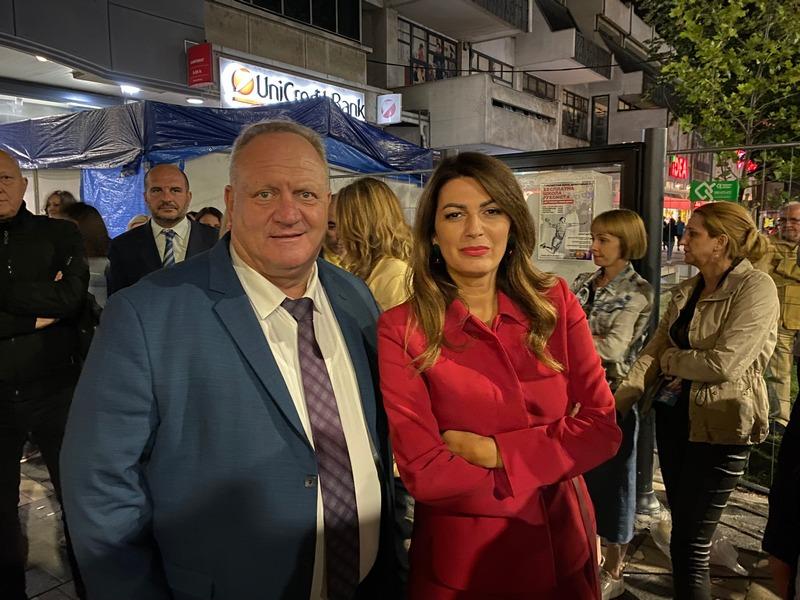 Ministarka turizma nenajavljeno stigla na koncert Zorice Brunclik