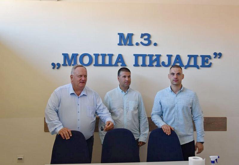 Cvetanivić: MZ Moše Pijade lider na teritoriji Leskovca