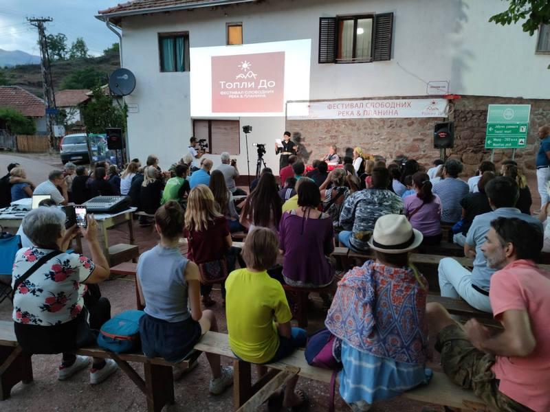 Festival slobodnih reka i planina u Toplom Dolu na Staroj planini