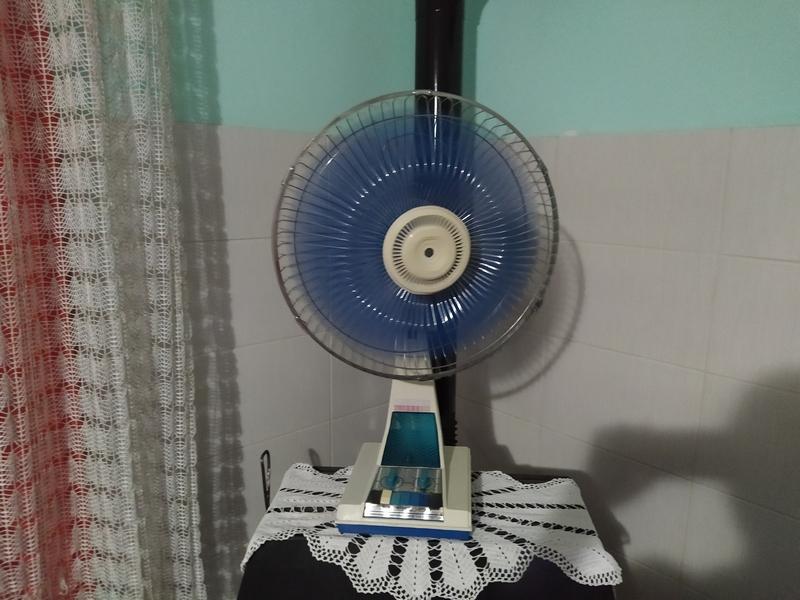 Ventilatora za rashalađivanje nema ni za lek