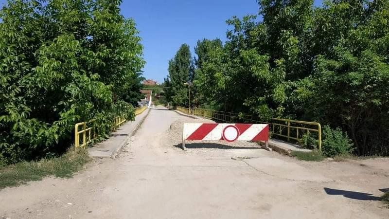 Najavljeno rušenje mosta u kod bazena u Vrežini