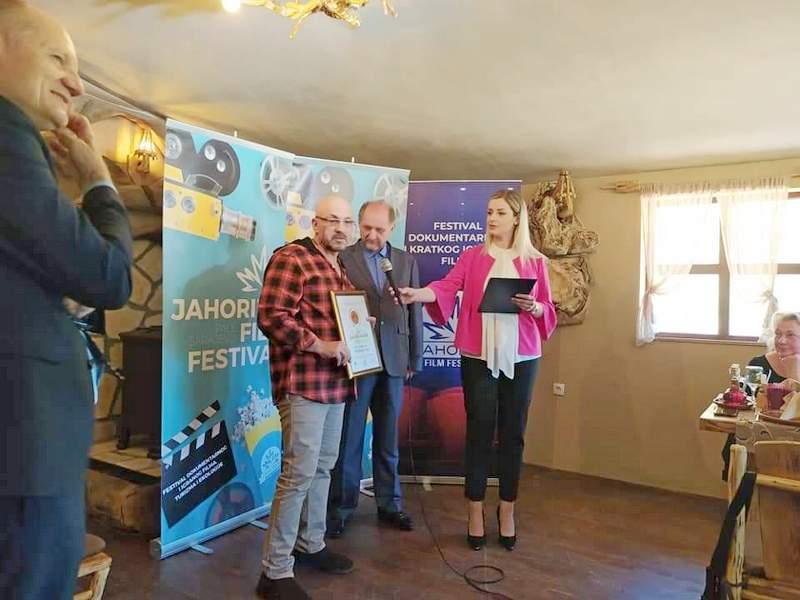 """Ilketov film """"Nije važno odakle sam"""" najbolji i na Jahorina festivalu"""