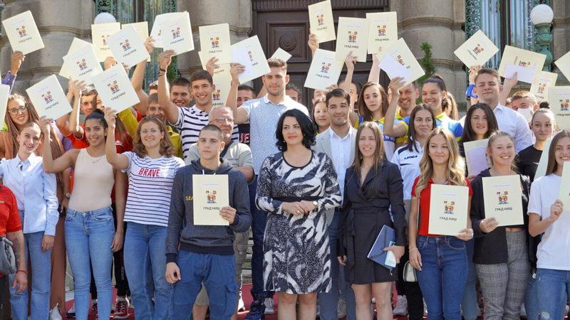 Sportisti Niša dobili 52 gradske stipendije
