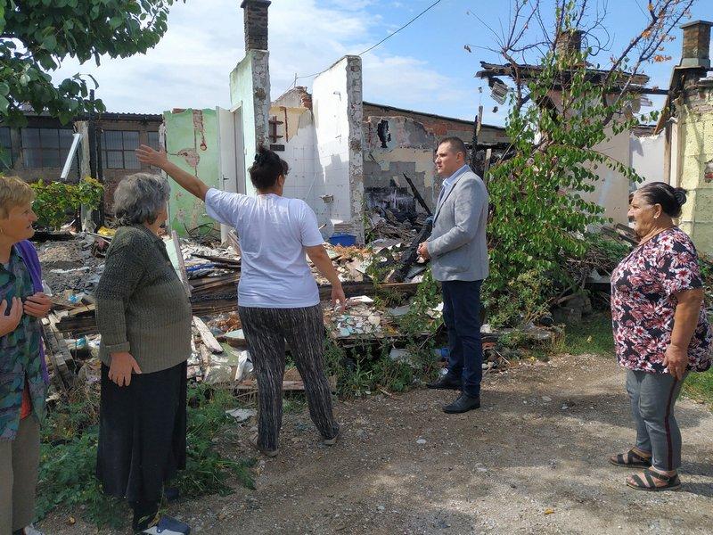 Stanković: Hitno rešiti problem porodica koje su ostale bez krova nad glavom