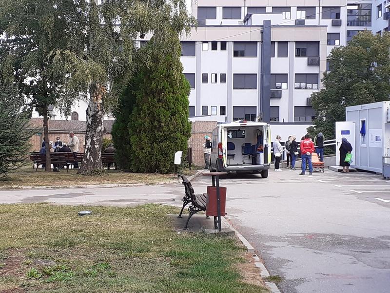 Još četiri pacijenta preminula u Kovid bolnici Leskovac, među njima jedan vakcinisan